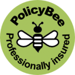 Policybee badge Life is Peachy Photography