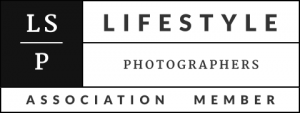 Lifestyle photographer association badge