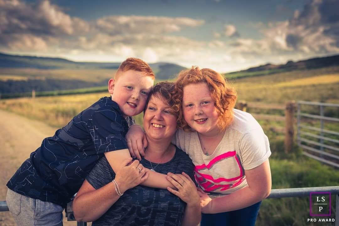 Family photos Aberdeenshire Moray Portrait Photographer