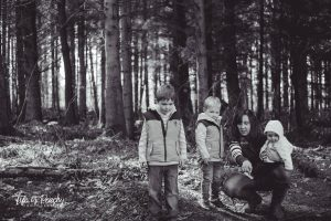 Fun family photography Aberdeenshire